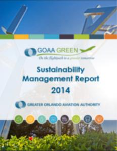 Sustainability Management Report