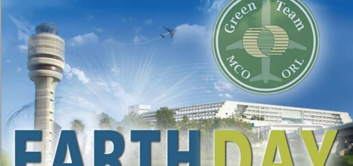 Earth Day at OIA