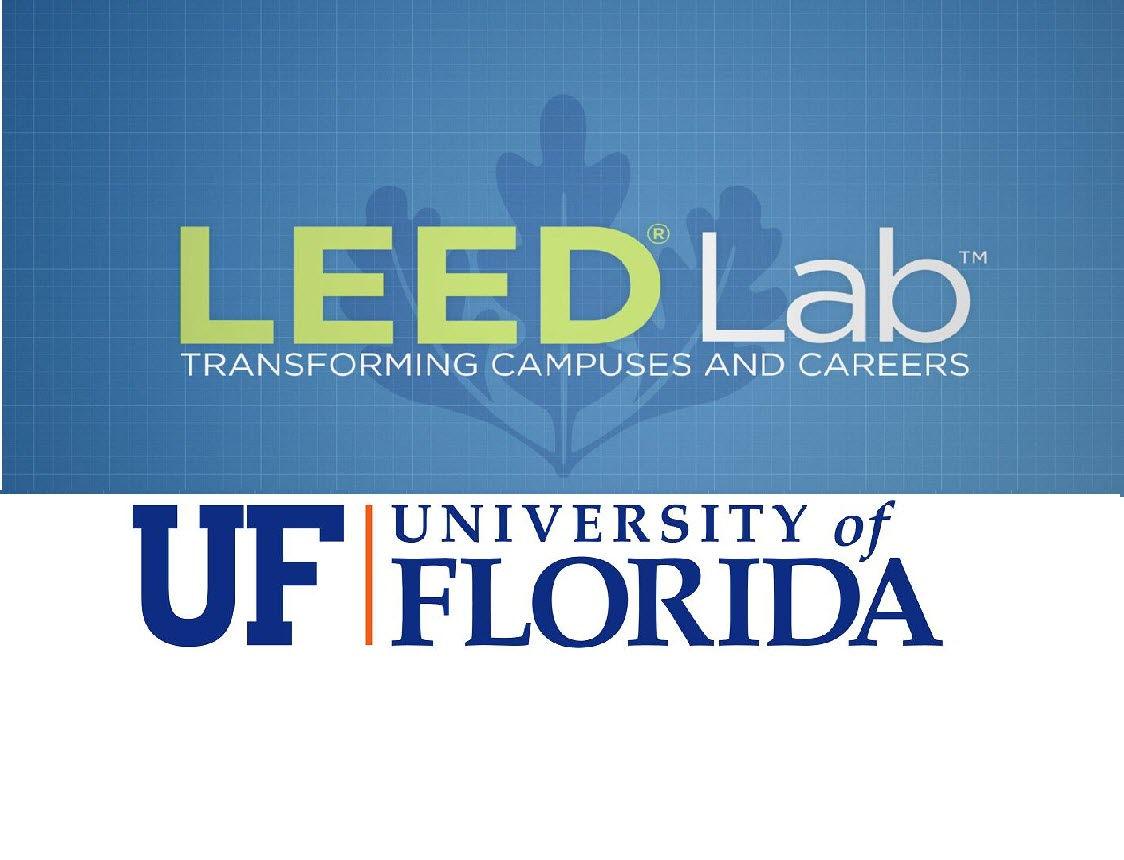 Sustainability Specialist Completes Leed Lab At Uf Building