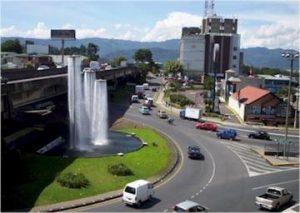 City in Costa Rica