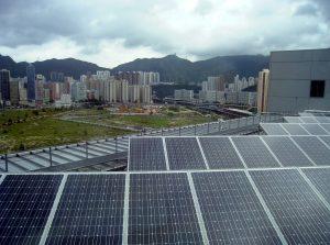 Hong Kong photovoltaics