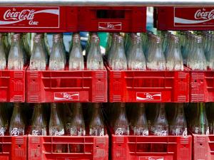 Beverage bottle return
