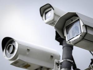 Street light cameras