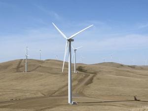 Wind energy in Mongolia