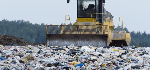 Large Landfill