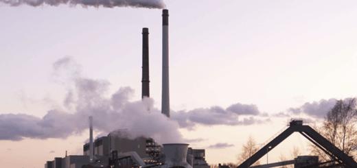 Power Plant CO2
